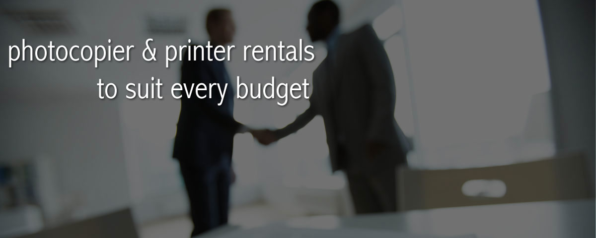 Rent printers and photocopiers in Melbourne
