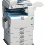 Ricoh MP C2800 multifunction printer