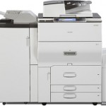 Multifunction printer - Ricoh MPC 6502